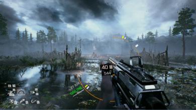 صورة تأكيد إصدار لعبة Bright Memory كواحدة من ألعاب الإطلاق لأجهزة Xbox Series X / S .