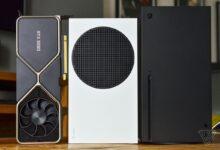 صورة مايكروسوفت تشاركنا بالابعاد والوزن لكل من جهاز Series X و Series S