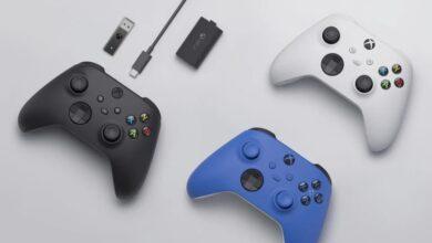 صورة مايكروسوفت تكشف عن ملحقات جديدة لاجهزة Series X | S