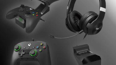 صورة الاعلان عن اكسسوارات جديدة لجهاز Xbox Series X