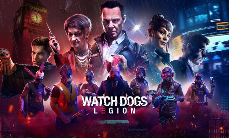 1594684202 من المقرر إصدار Watch Dogs Legion في نوفمبر