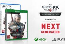 صورة رسمياً لعبة The Witcher 3 تحصل على ترقية مجانية لأجهزة الجيل القادمة