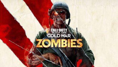 صورة اول استعراض لطور الزومبي للعبة Call of Duty: Black Ops Cold War .