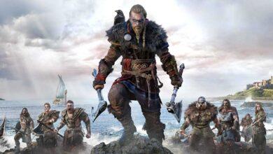 صورة لعبة Assassin's Creed Valhalla تحصل على عرض القصة الرسمي .