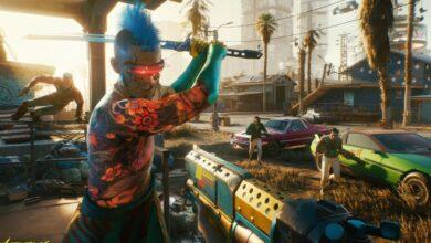صورة طور اللعب الفردي بلعبة Cyberpunk 2077 سيكون أصغر بقليل من لعبة The Witcher 3 .