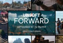 صورة شركة Ubisoft تعلن عن حلقة جديدة من برنامج Ubisoft Forward .