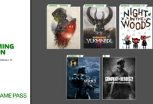 صورة الكشف عن قائمة جديدة من الألعاب القادمة لخدمة Xbox Game Pass قريباً .