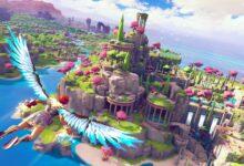 صورة لعبة Immortals Fenyx Rising تحصل على مجموعة من الصور الجديدة .