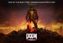 صورة بشكل رسمي : لعبة DOOM Eternal قادمة لخدمة Xbox Game Pass .