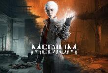 صورة لعبة The Medium تحصل على عرض القصة .