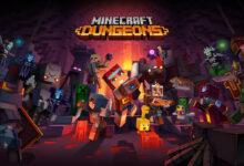 صورة لعبة Minecraft Dungeons هو أولى اللعب التي تدعم خاصية اللمس على خدمة Project xCloud .