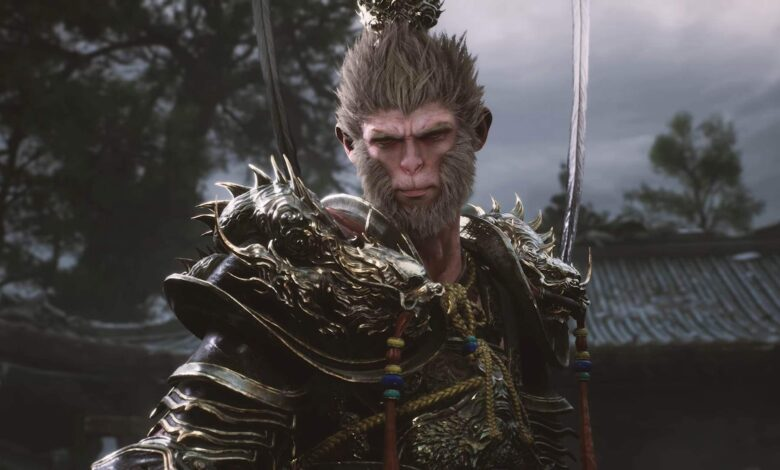 black myth wukong trailer journey to the west news