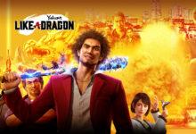 صورة الاعلان عن الموصفات المطلوبة لتشغيل Yakuza: Like a Dragon على الحاسب الشخصي