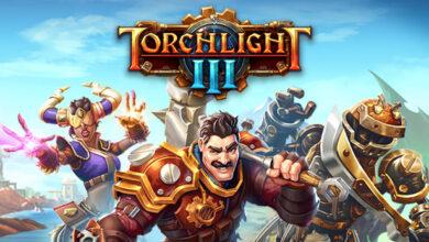 صورة الإعلان بشكل رسمي عن موعد إصدار لعبة Torchlight 3 .