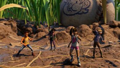 صورة لنتعرف على محتويات التحديث الأخير للعبة Grounded .