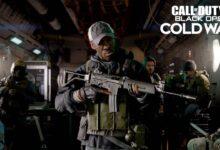 صورة العرض الدعائي الأول لطور الأونلاين بلعبة Call of Duty: Black Ops Cold War