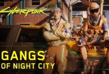 صورة عرض جديد للعبة الار بي جي Cyberpunk 2077