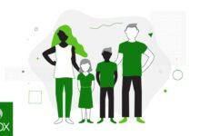 صورة منح الحماية للاطفال اثناء اللعب مع Xbox Family
