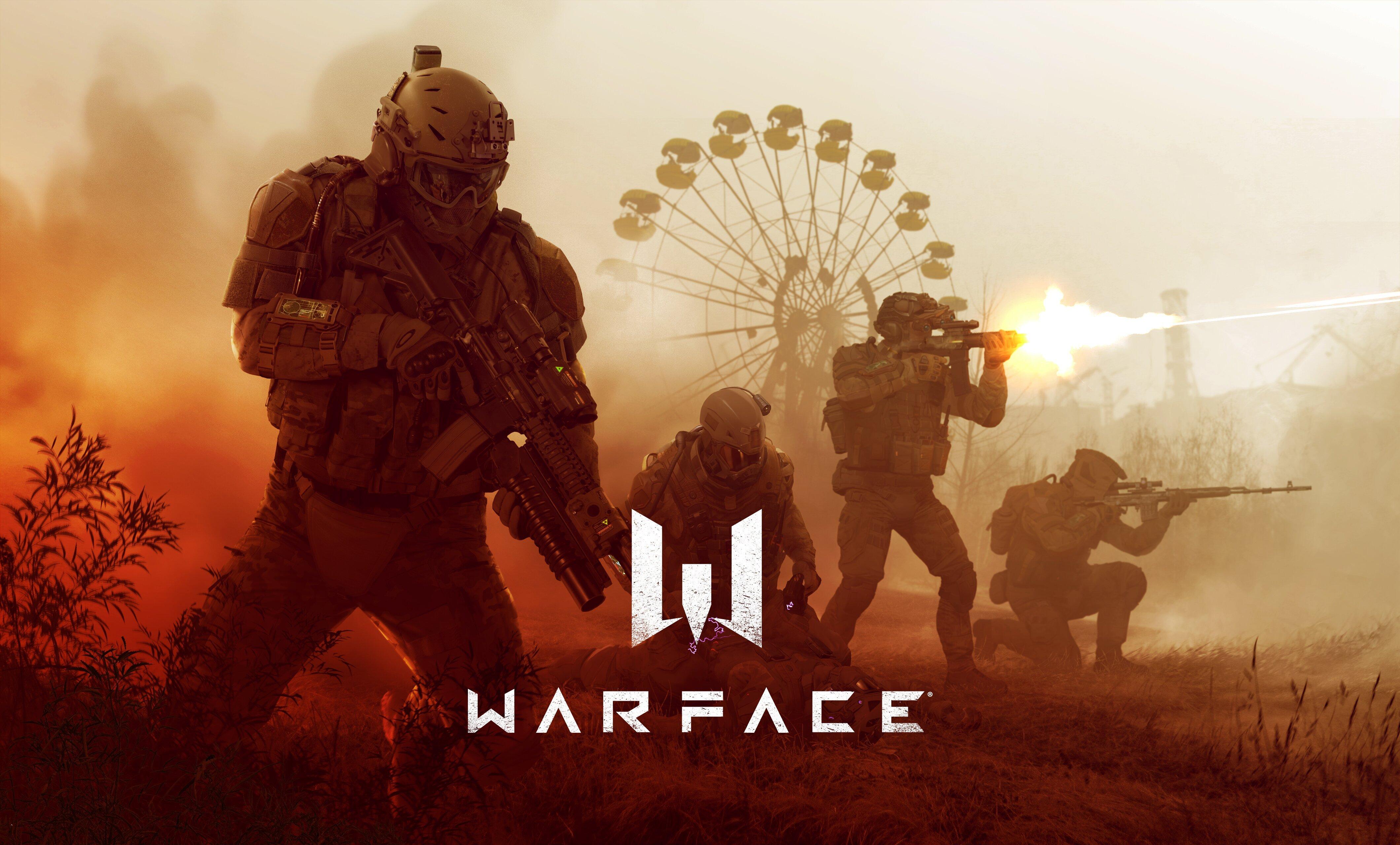 warface 2018 4k ok