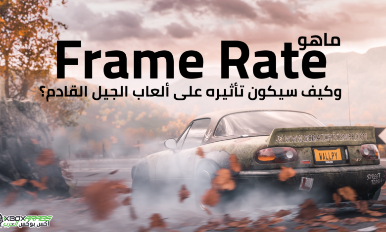 what is Frame Rate