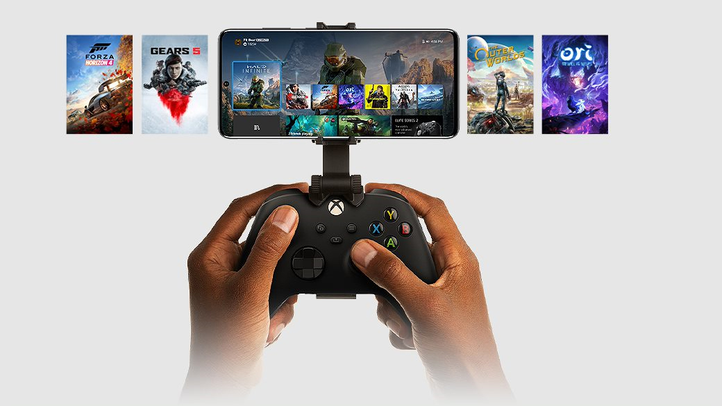xbox Mobile App Remote play