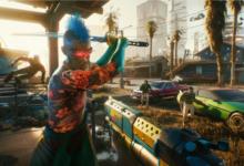صورة لعبة Cyberpunk 2077 أصبحت ذهبية .