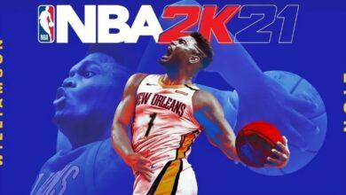 صورة استعراض للعبة NBA 2K21 على اجهزة الجيل الجديد