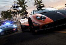 صورة الكشف عن حجم ومساحة لعبة Need for Speed Hot Pursuit Remastered .