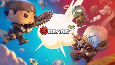 صورة الإعلان عن إغلاق خوادم لعبة Gears Pop! .