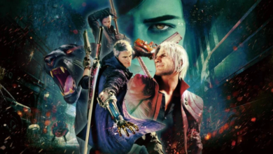 صورة لعبة Devil May Cry 5 Special Edition لن تدعم ميزة ray tracing على جهاز Xbox Series S.