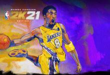 صورة لعبة NBA 2K21 تبدو مذهلة على جهاز Xbox Series X !