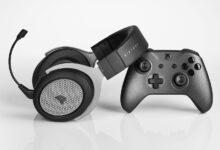 صورة شركة Corsair تعلن عن أول سماعة رأس متوافقة رسمياً مع أجهزة Xbox Series X / S .