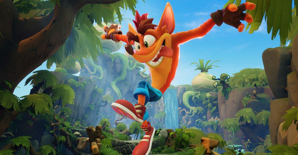 Crash Bandicoot 4 Featured Image