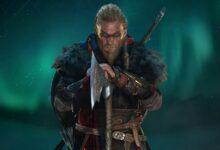 صورة لنتعرف على حجم ومساحة لعبة Assassins Creed Valhalla على جهاز Xbox Series X .