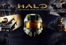 صورة بشكل رسمي : حزمة Halo: The Master Chief Collection قادمة لأجهزة Xbox Series X|S .