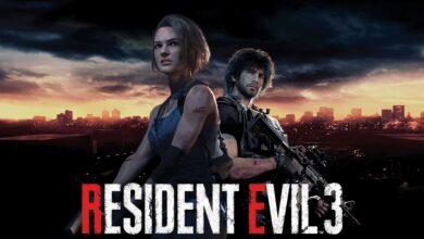 صورة إجمالي مبيعات ألعاب Resident Evil 3 و Monster Hunter World حتى الآن .