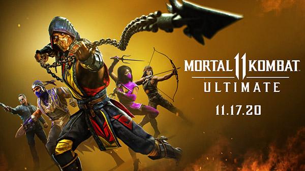 MK11 Ultimate 10 08 20