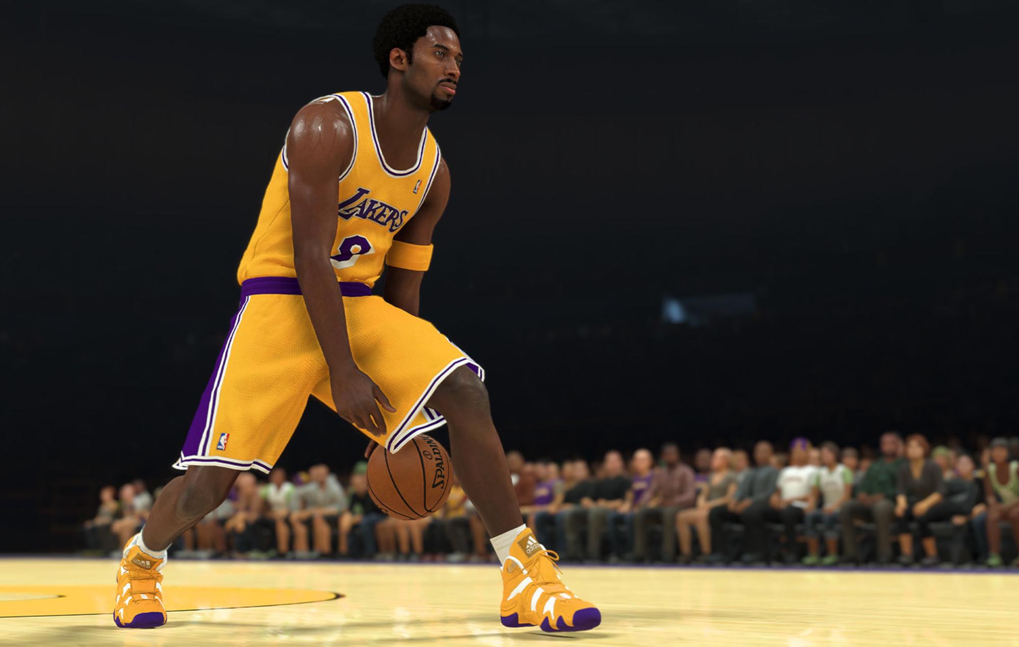 NBA2K21 credit