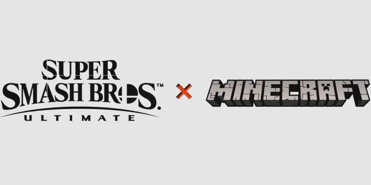 Smash Bros X Minecraft