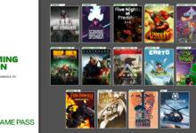 صورة 14 لعبة جديدة قادمة لخدمة Xbox Game Pass خلال شهر نوفمبر .