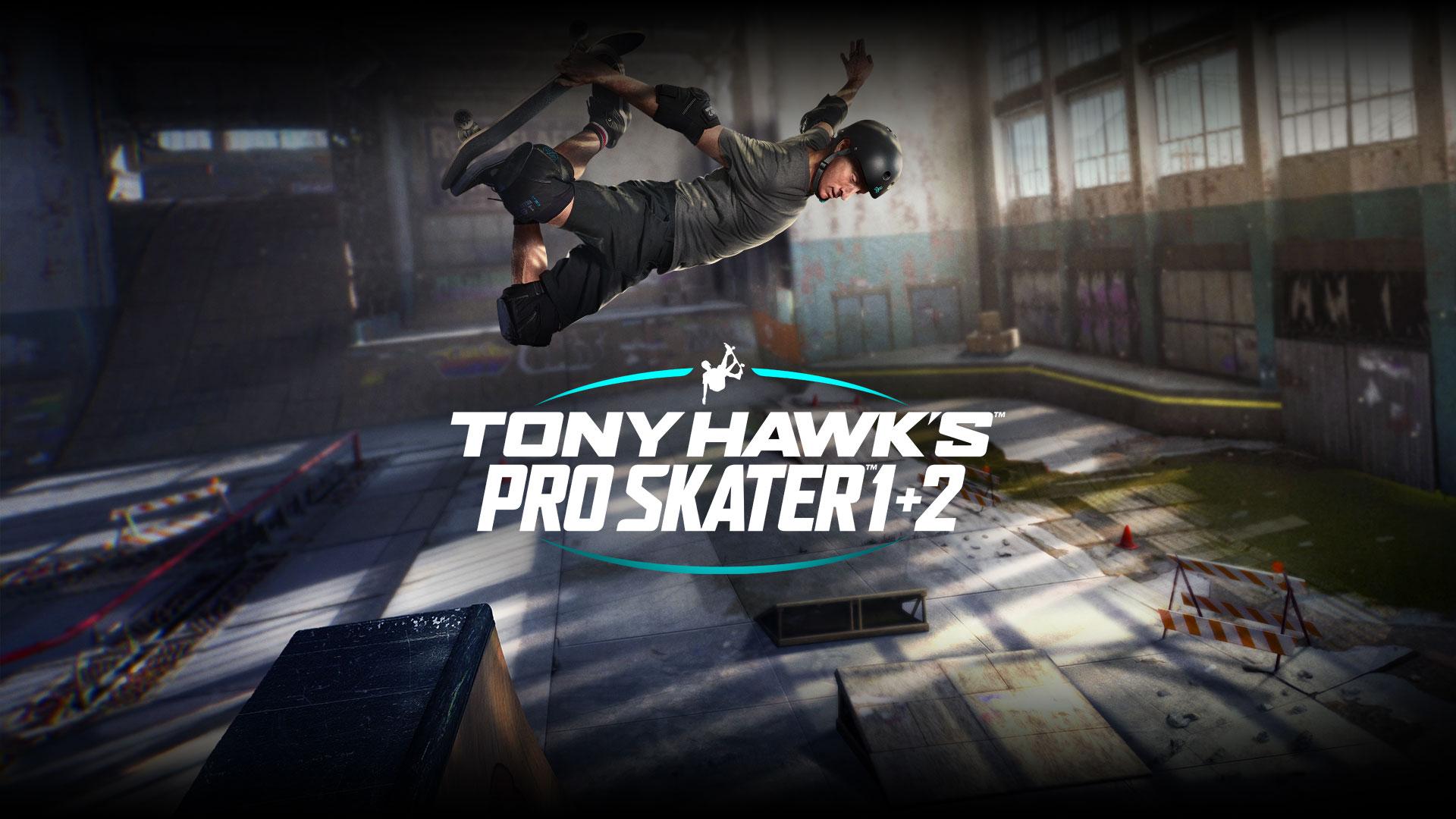 TonyHawksProSkater1 2StadiaGoogleActivision