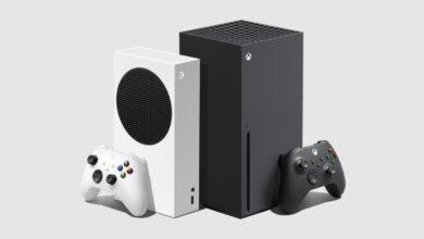 صورة جهاز Xbox Series X يدعم نقل ملفات حفظ ألعابك القديمة من أجهزة Xbox السابقة .