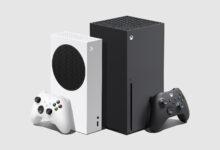 صورة نظرة شاملة على واجهة المستخدم الخاصة بأجهزة Xbox Series X|S .