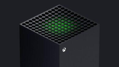 صورة فيديو قصير لفتح صندوق جهاز Xbox Series X