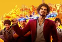 صورة لعبة Yakuza: Like a Dragon تقدم معها أكثر من خيار للعب على جهاز Xbox Series X .