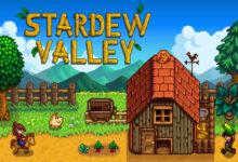 صورة ميزة انقسام الشاشة في طريقها للعبة Stardew Valley