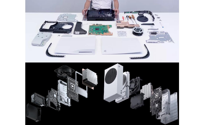 components consoles
