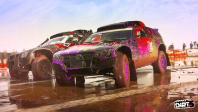 صورة استعراض جديد للعبة Dirt 5 من جهاز Series X