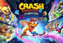 صورة مراجعة Crash Bandicoot 4: It's About Time : عودة الملك !