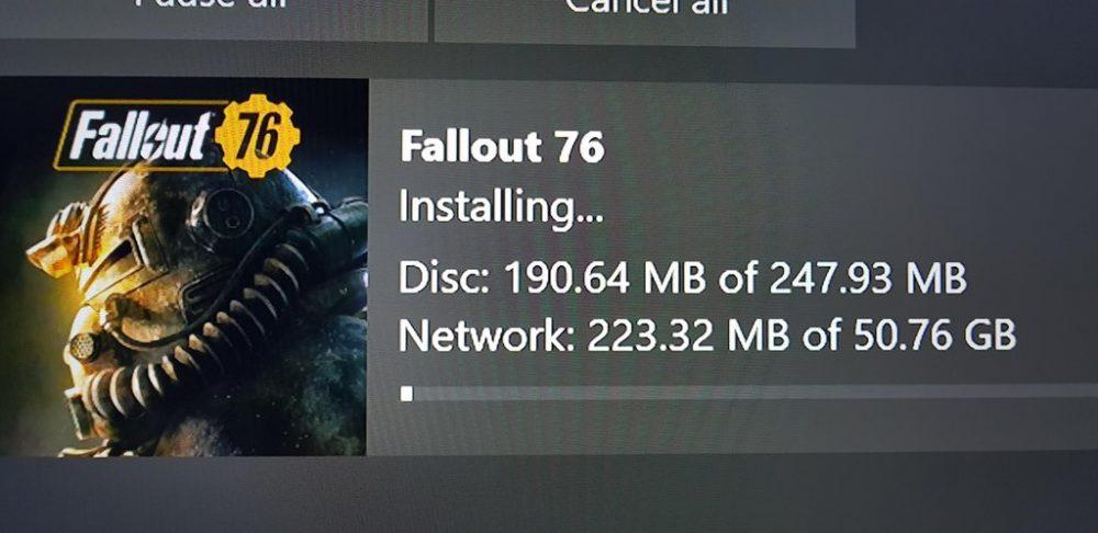 fallout 76 disc install size 1000x486 1